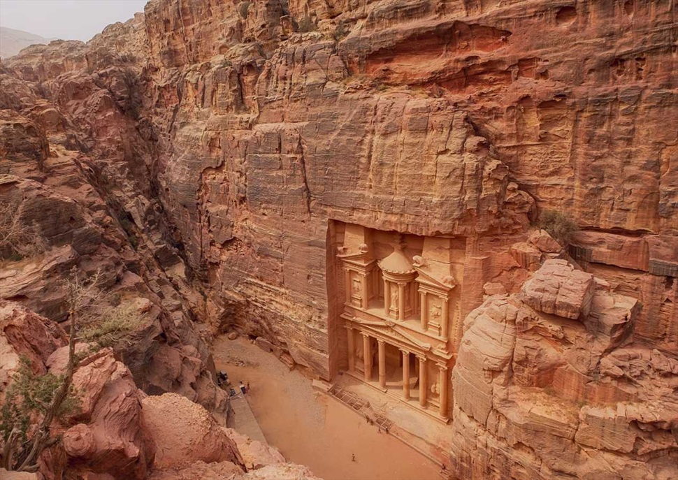 Descobrim Jordània amb Cases Singulars: Jerash, muntanya Nebo, Petra