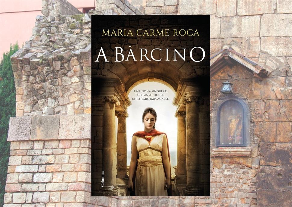 "Ruta literària: ""A Bàrcino"" amb Maria Carme Roca"
