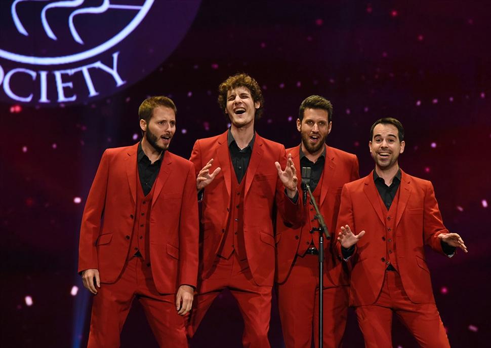 Hanfris Quartet