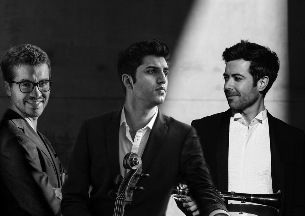 Trio Barragan, Soltani, Floristán