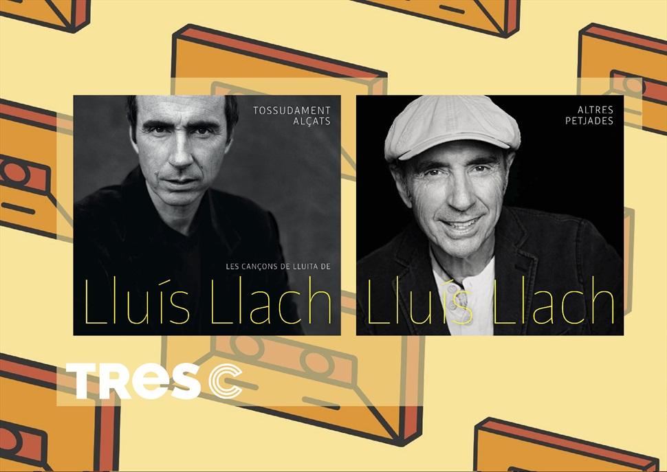 LLUIS LLACH 4 : LES CANÇONS DE LLUITA + ALTRES PETJADES