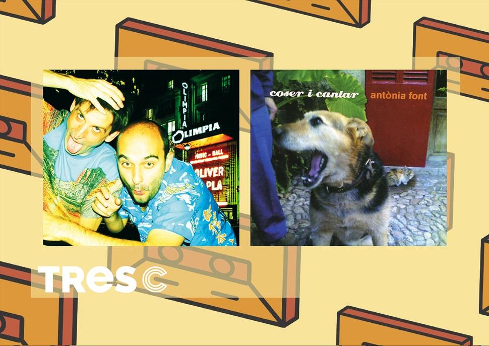 PACK CD: ANTÒNIA FONT + JOAN MIQUEL OLIVER + ALBERT PLA (3CD+DVD)