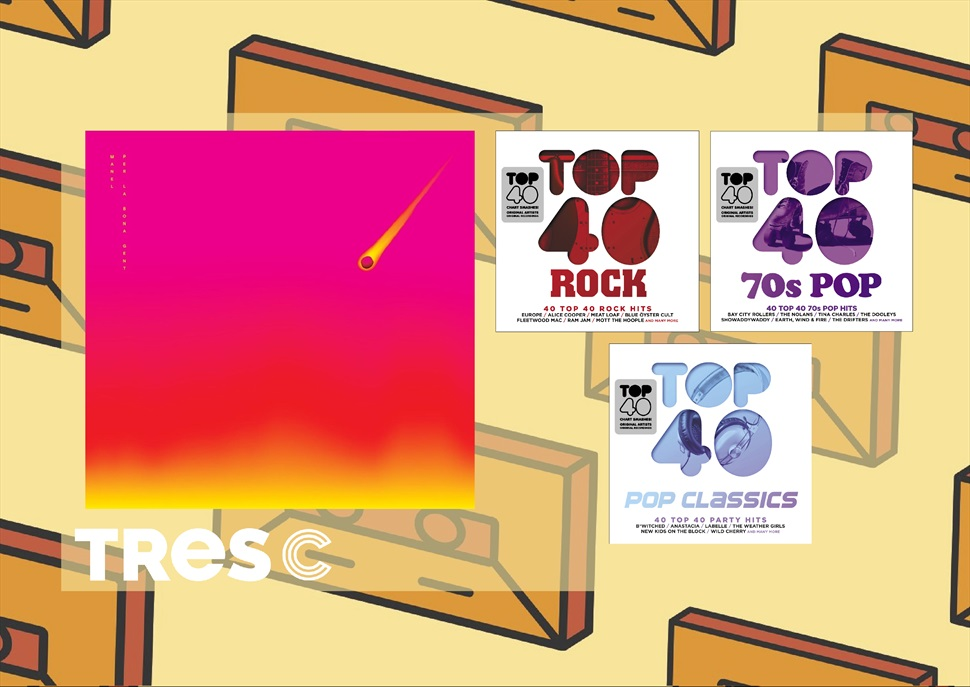PACK CD MANEL 2019 + TOP POP