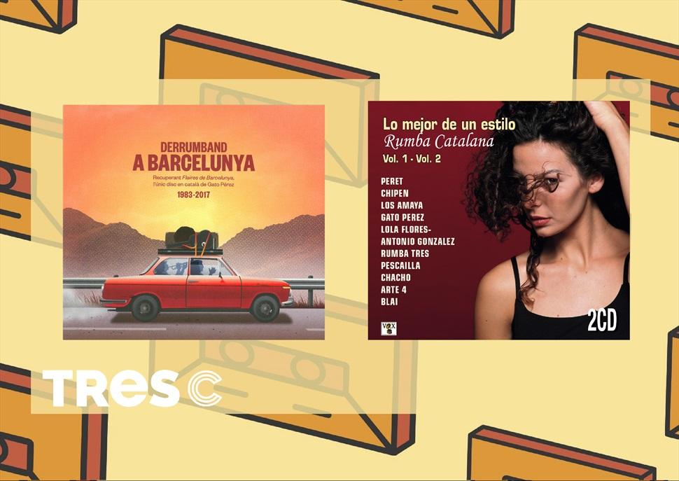 PACK CD: GATO PÉREZ + RUMBA