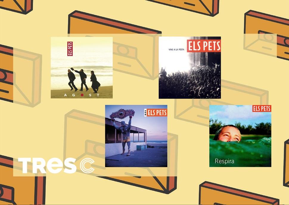 PACK CD: ELS PETS 4 CD 2019