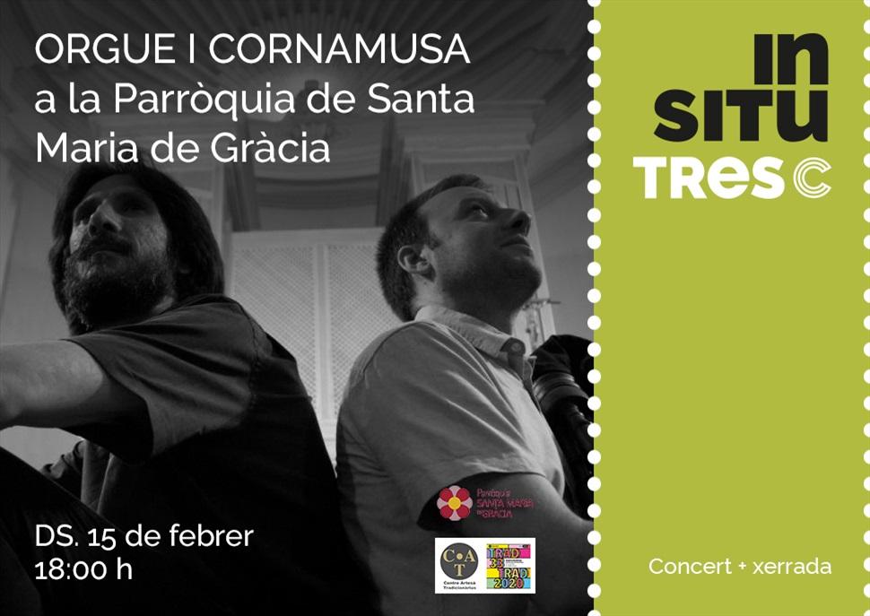 INSITU Concert en la primera parròquia de Gràcia