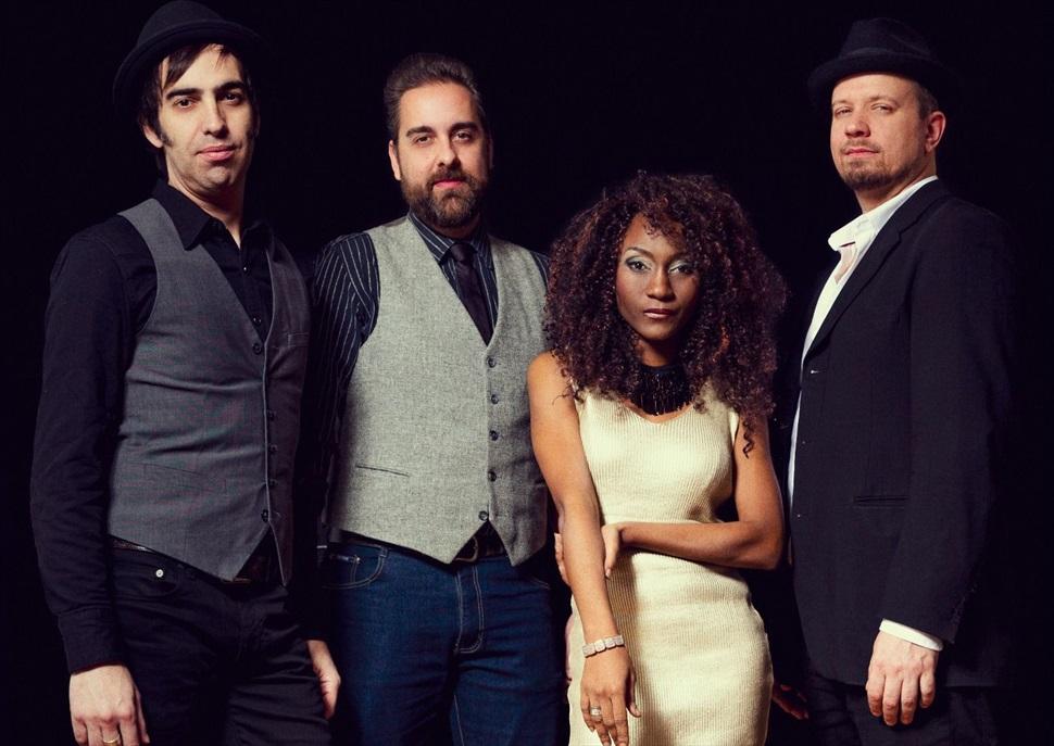 Koko-Jean & The Tonics amb Dani Nel·lo