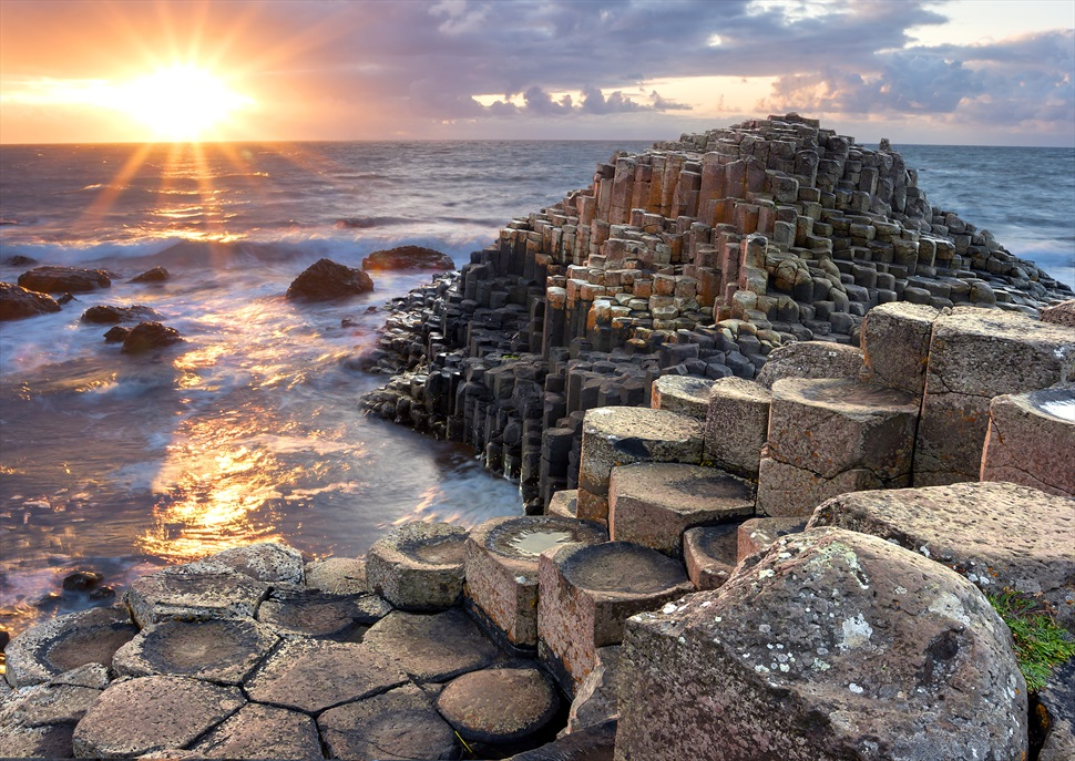 Irlanda de nord a sud