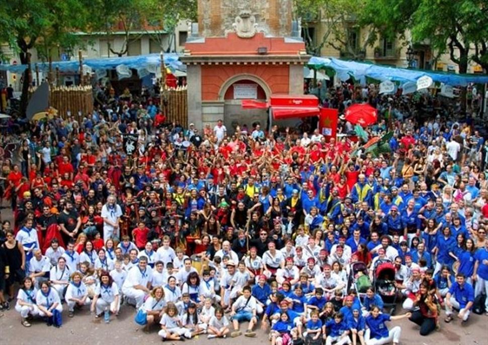 Cercavila amb les colles de cultura de Gràcia · TRADICIONÀRIUS 2020 (CH-R)