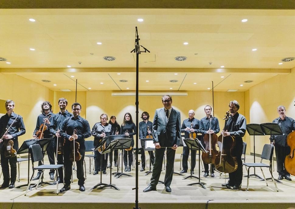 Concert de l'orquestra de cordes Styria