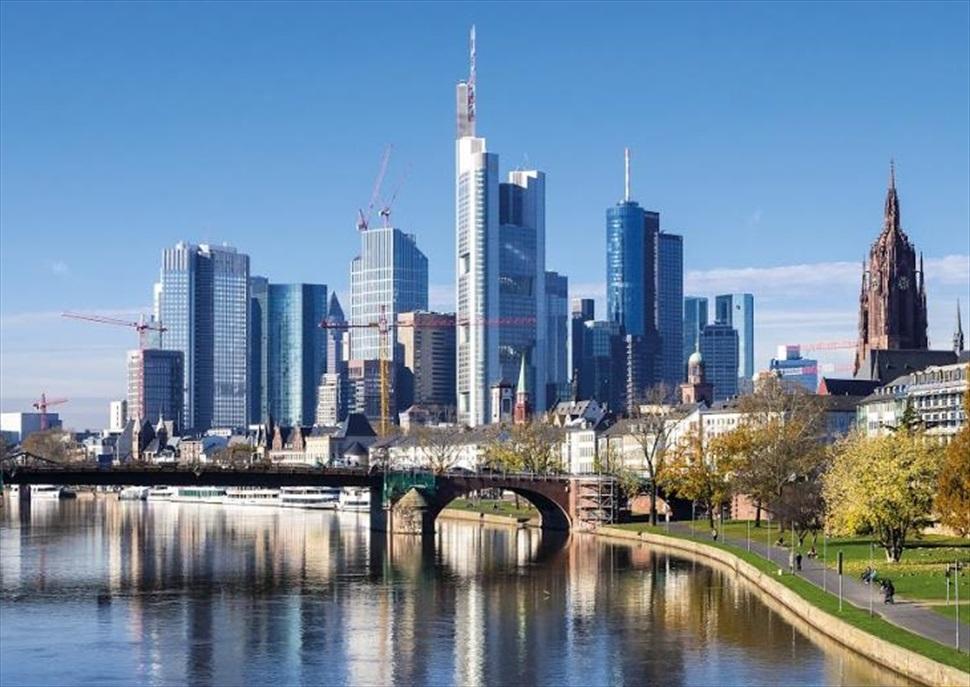 Viatgem amb els amics del Liceu a Frankfurt