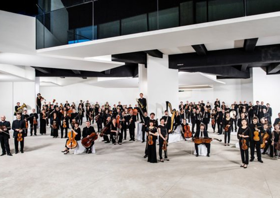 The Orchestra of the Age of Enlightenment · CENTENARI DE L'ORQUESTRA PAU CASALS