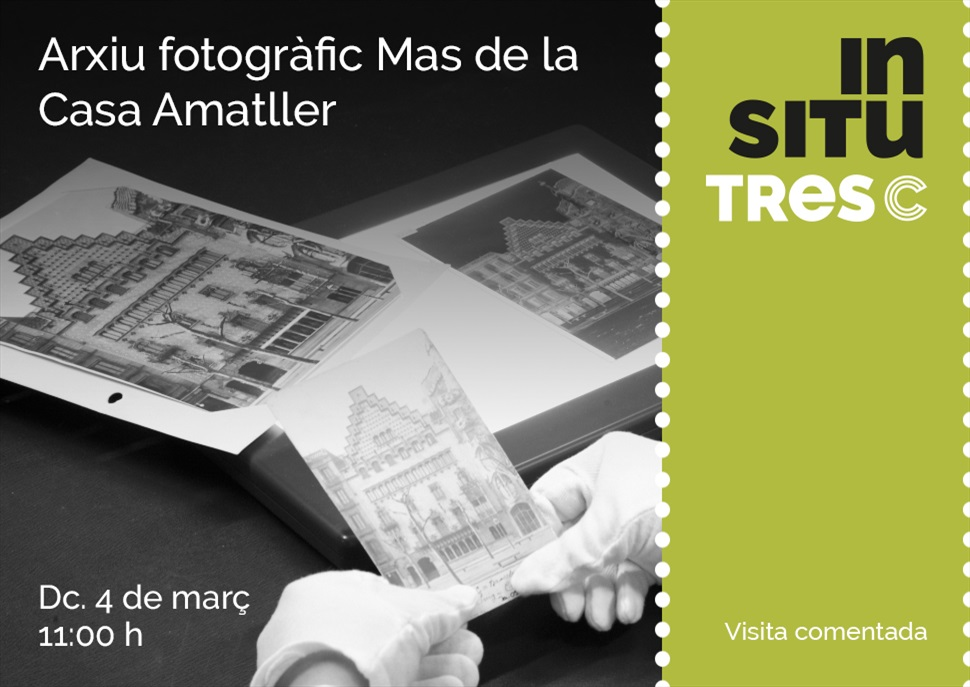 INSITU_Arxiu fotogràfic Casa Amatller