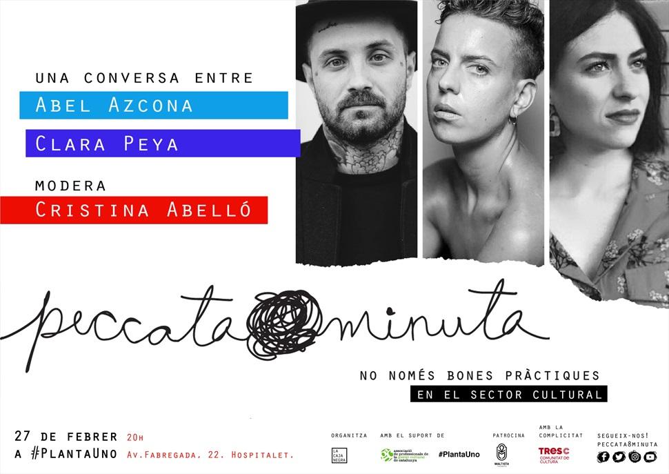 Peccata Minuta_Abel Azcona i Clara Peya