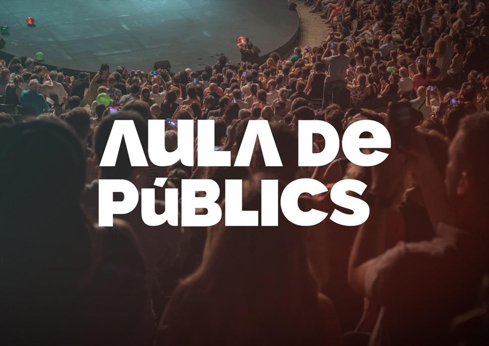 Presentació de l'Aula de Públics