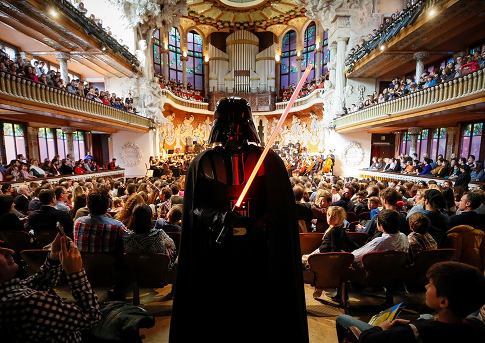 Star Wars i altres BSO de John Williams