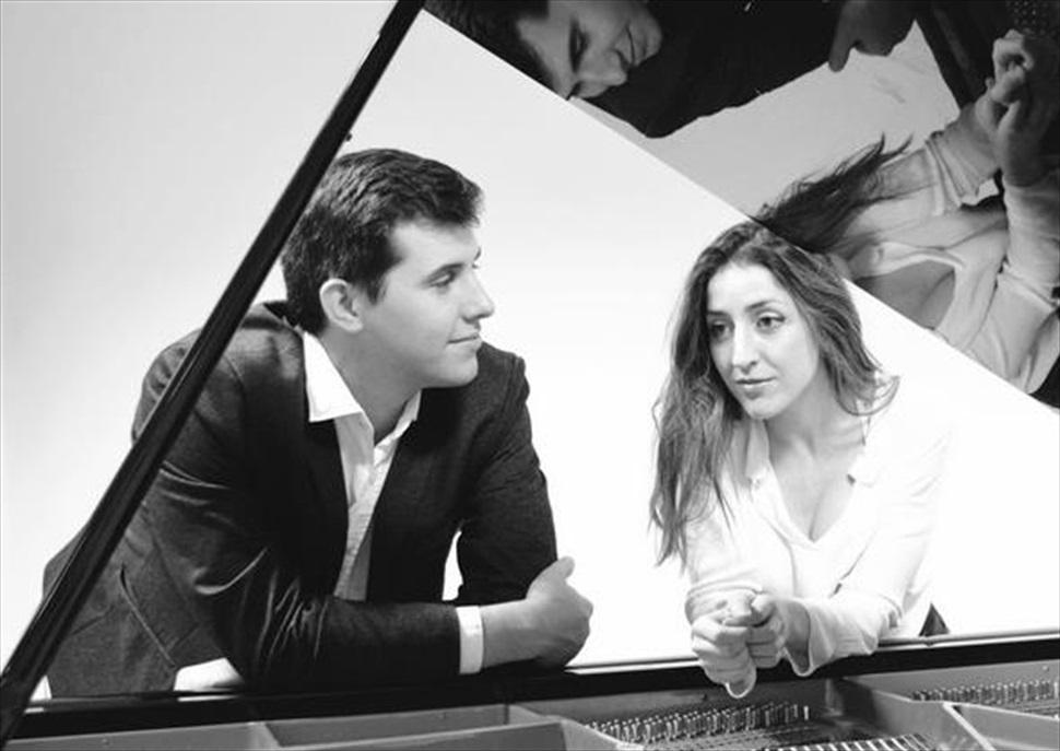 Anton & Maite Piano Duo · SCHUBERTIADA 2020