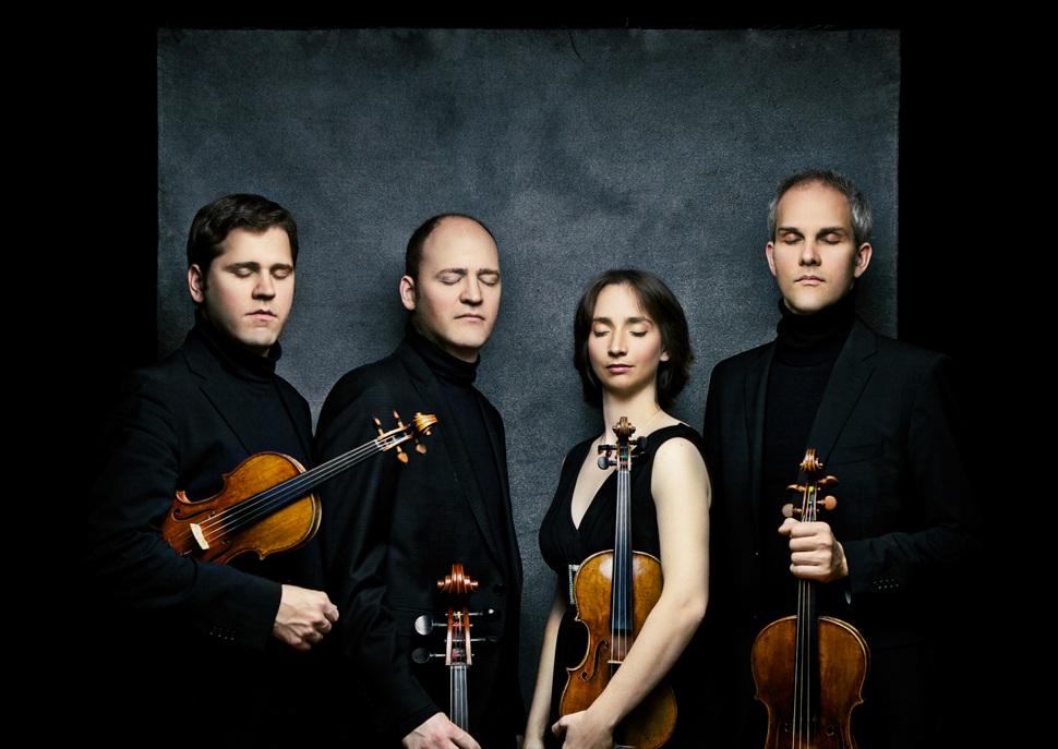 Quartet Casals · SCHUBERTIADA 2020