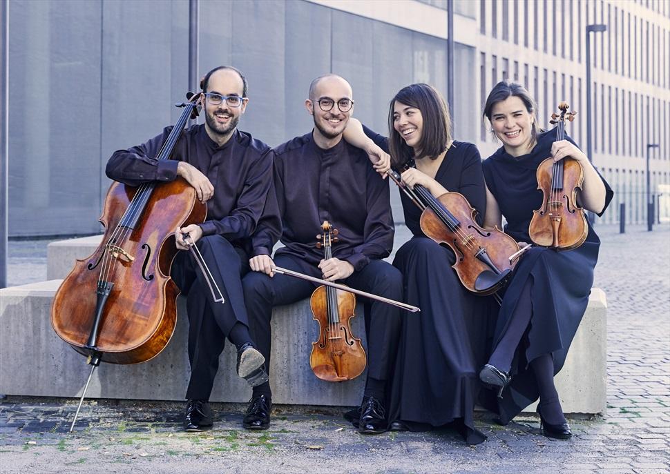 Quartets Casals i Cosmos · BIENNAL INTERNACIONAL DE QUARTETS DE BARCELONA