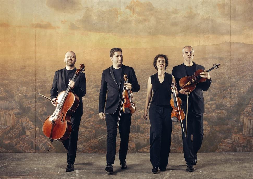 Quartets Casals i Artemis  · BIENNAL INTERNACIONAL DE QUARTETS DE BARCELONA