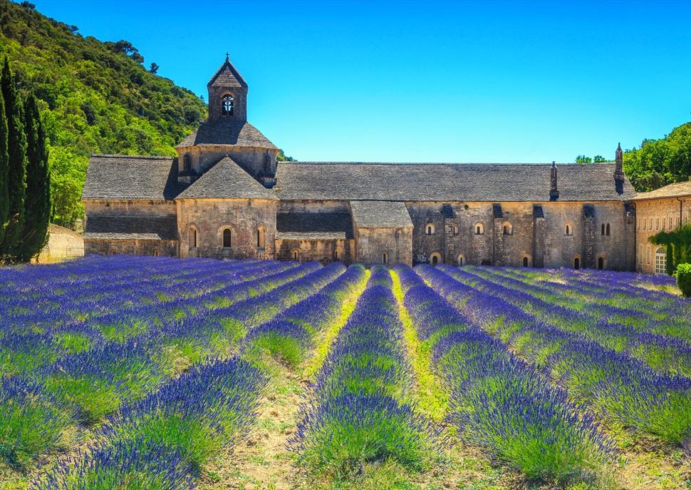 Luberon, tardor al cor de la Provença