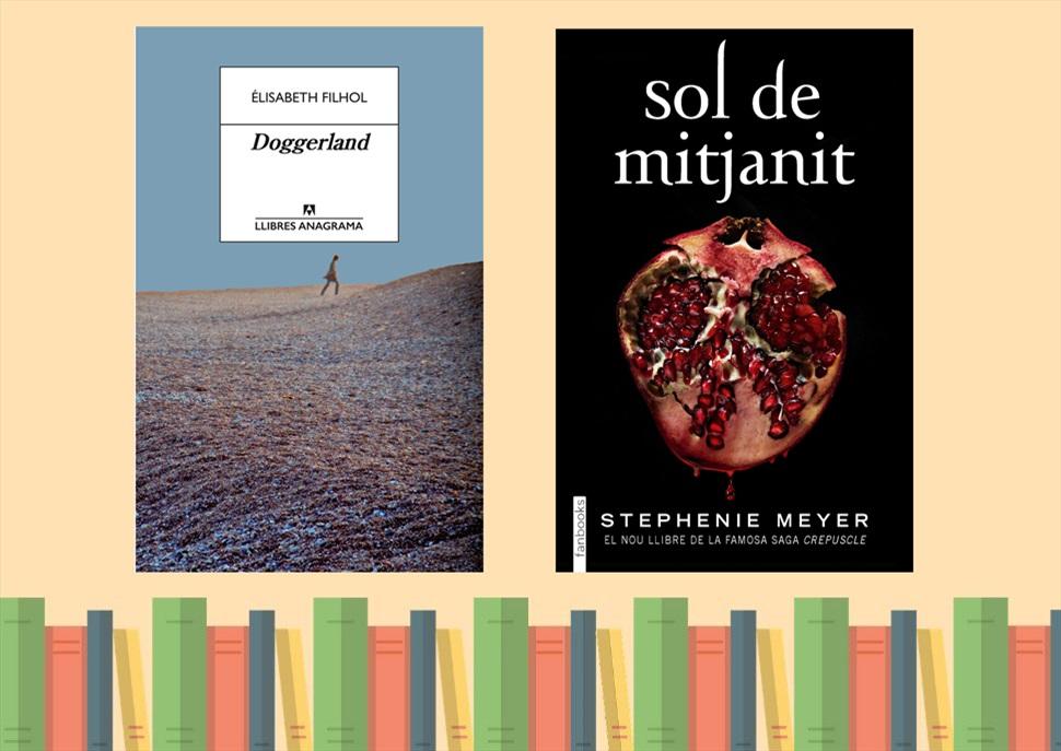 Llibres: Doggerland, Sol de mitjanit
