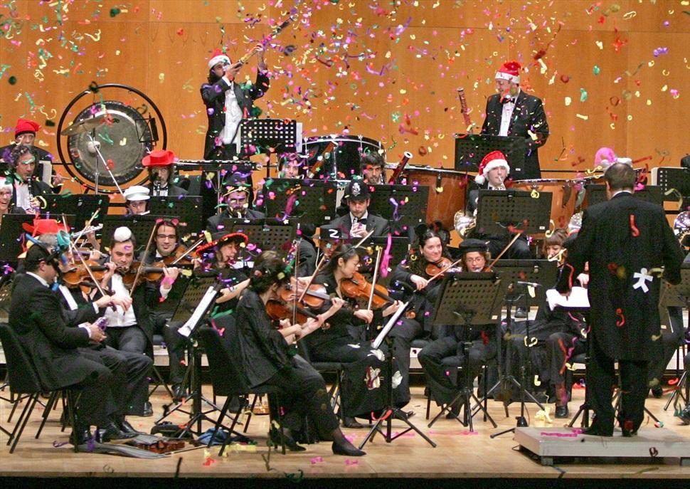 Concert de Nadal - Valsos i Danses Orq. Simfònica Sant Cugat