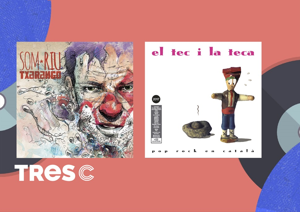 PACK VINILS: TXARANGO + TEC I TECA