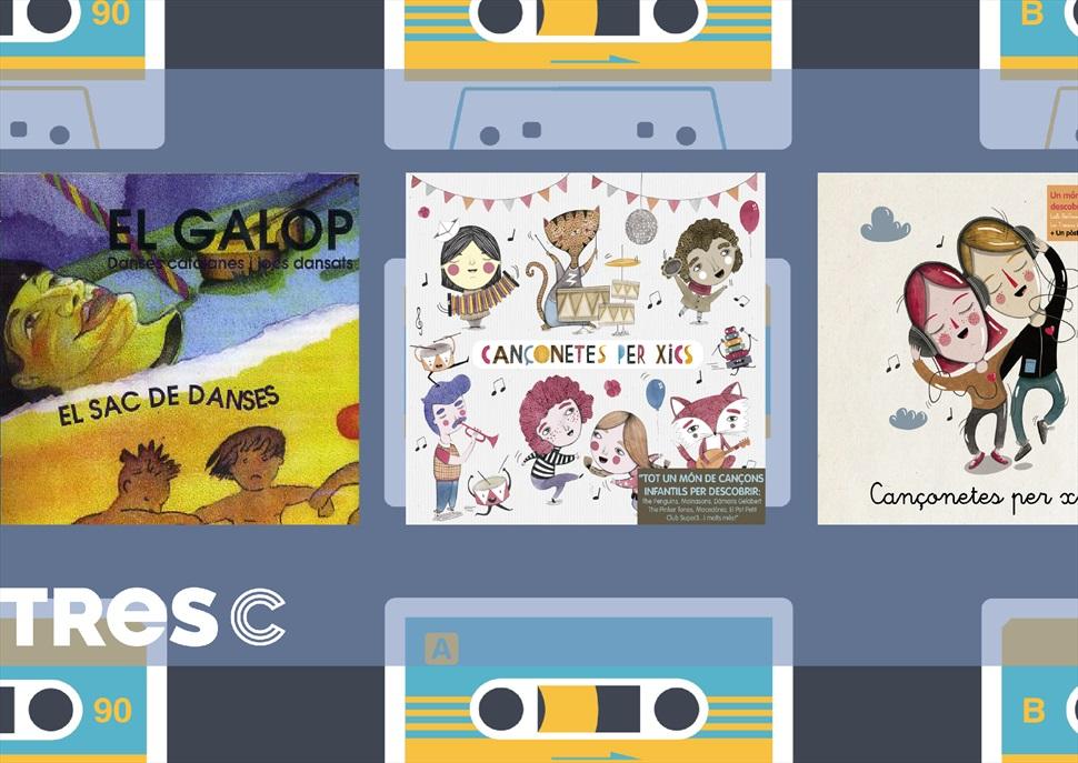 PACK CD: INFANTIL EL GALOP + CANÇONETES PER XICS