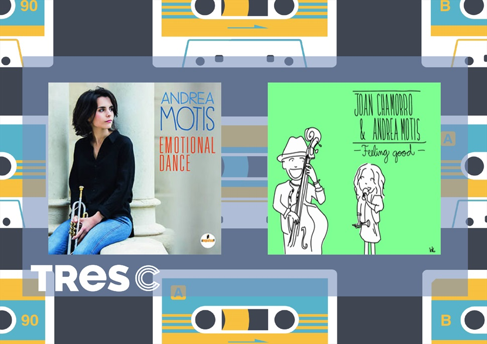 Pack CD: Andrea Motis II 2021