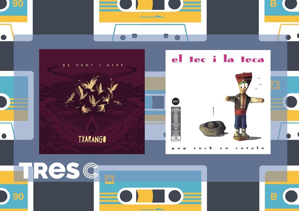 PACK CD: TXARANGO + TEC TECA 2021 (CAP)