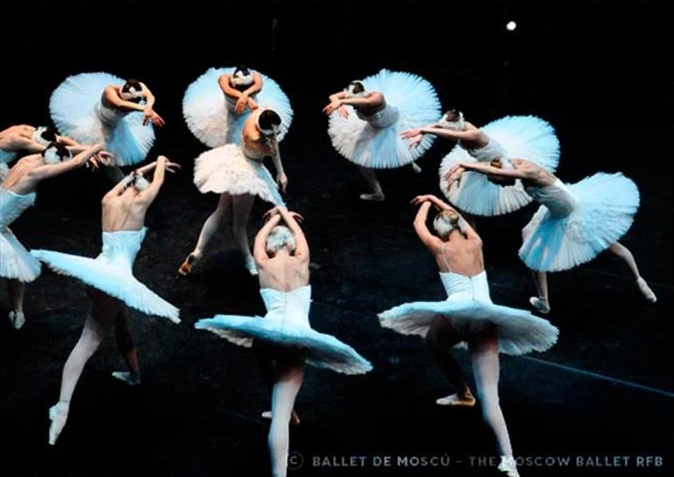 Ballet de Moscu: El lago de los cisnes