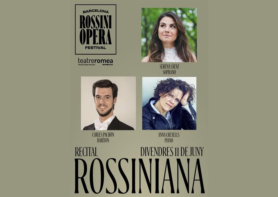 Recital: Rossiniana