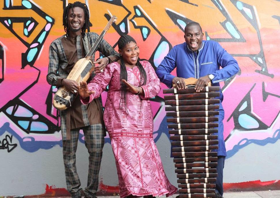 Trio Da Kali - Festival Grec