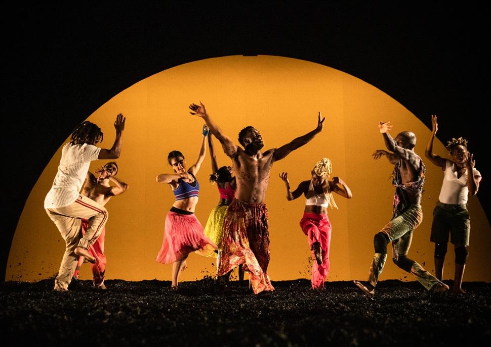 Faso Danse Théâtre / Serge Aimé Coulibaly · Wakatt - Festival Grec