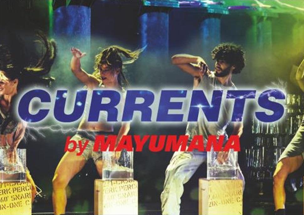 Mayumana - Currents
