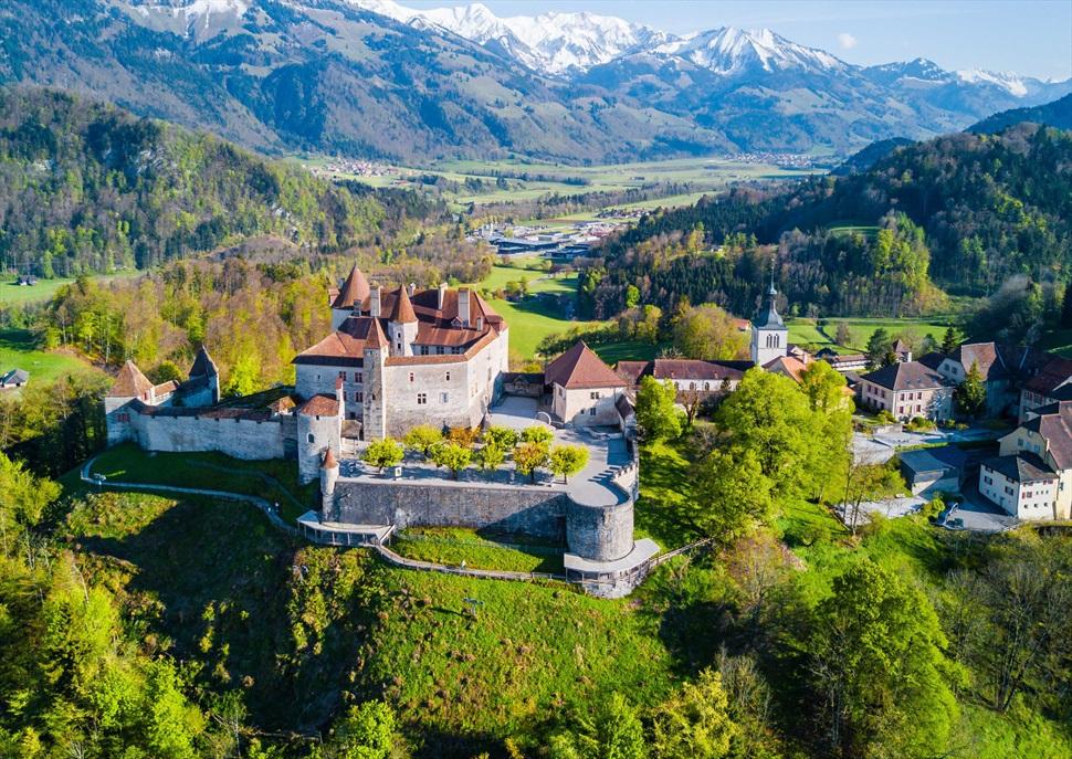 La Suïssa propera: Montreux i Fribourg