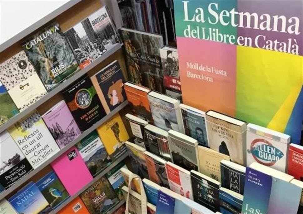 Itineraris literaris · La Setmana del Llibre en Català