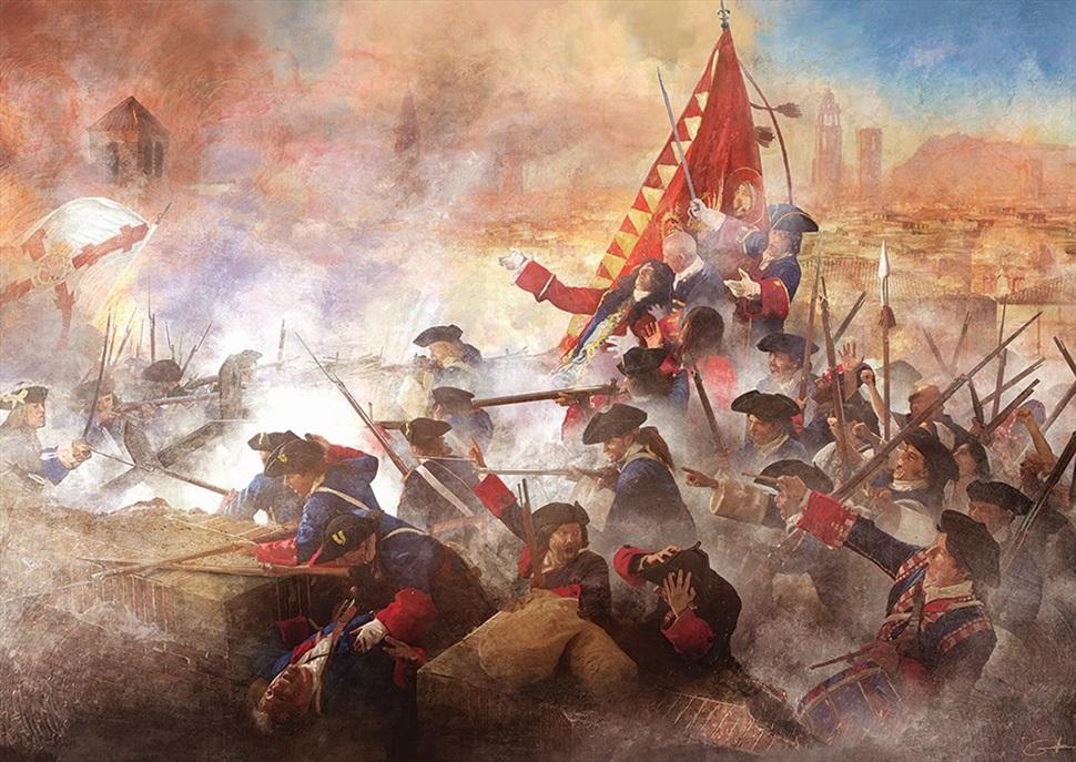 Barcelona, 11 de setembre de 1714