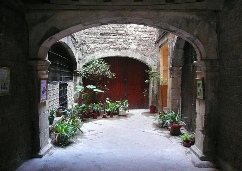 La Barcelona baix medieval dels Gualbes