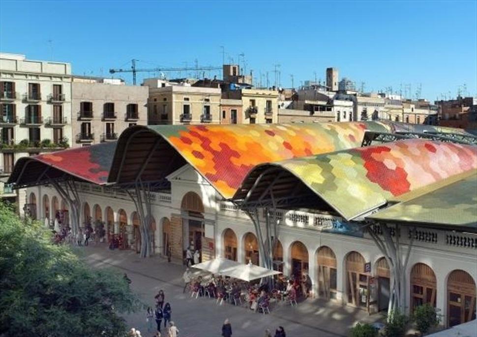 Mercats de Barcelona, un món per descobrir