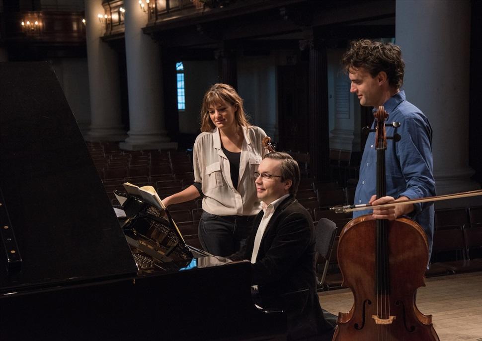 Trios de Brahms i Schumann · MÚSICA DE CAMBRA