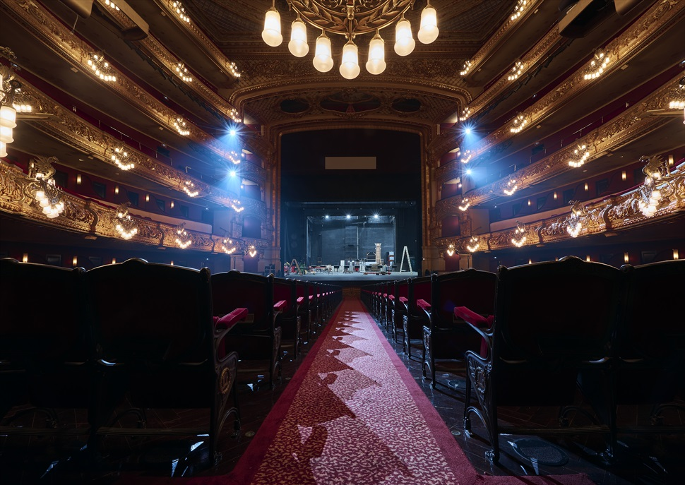 Gran Teatre del Liceu - Temporada 21-22