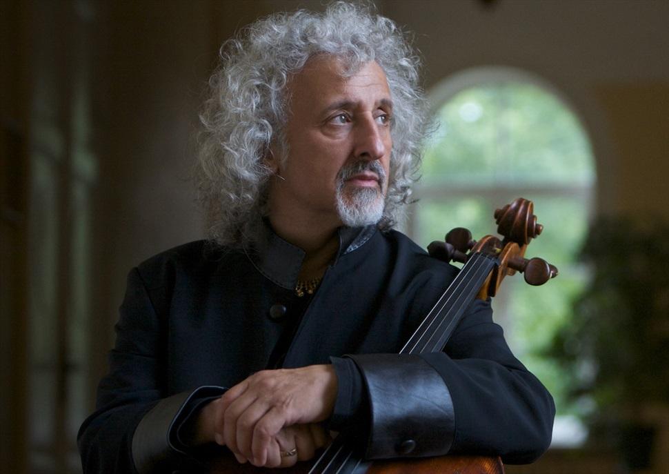 Mischa Maisky & Suites de Bach