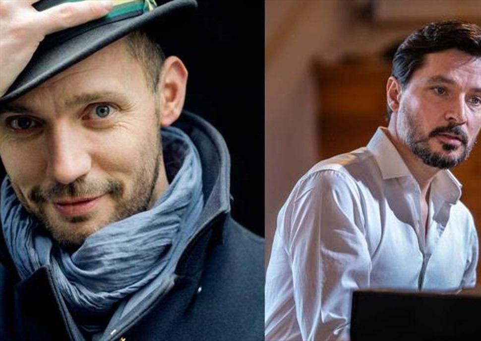 Stéphane Degout & Simon Lepper